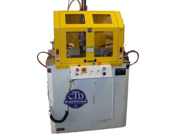 """Scie à découper semi-automatique de 22"""" semi-automatique, manuelle ou option numérique – CTD UCS222MD"""